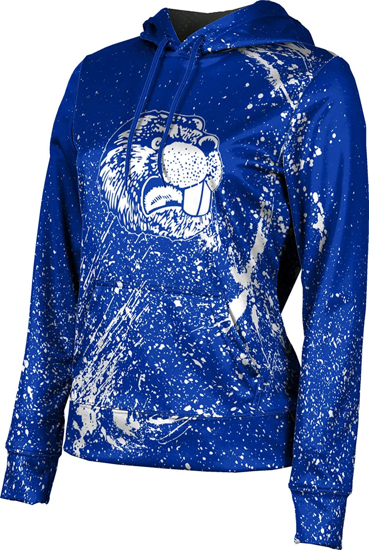 ProSphere Harper Creek High School Girls' Pullover Hoodie, School Spirit Sweatshirt (Splatter)