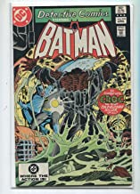 Detective Comics #525 NM Batman- In Combat With CROC DC Comics CBX34