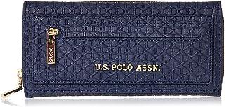 U.S.POLO ASSN NAVY BLUE WALLET