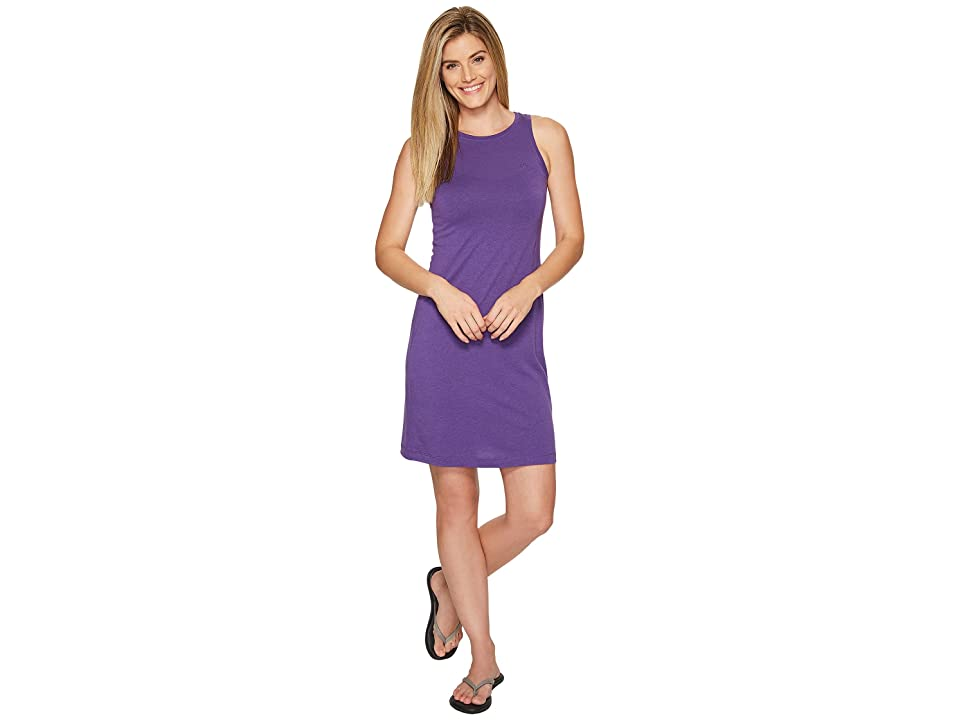 Fjallraven High Coast Tank Dress (Purple) Women