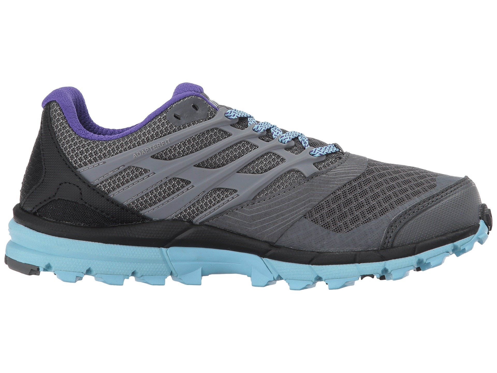 275 8 purple blue Inov Grey Trailtalon g8xzwT