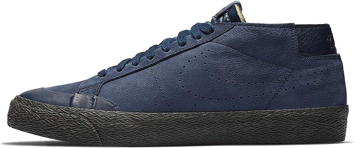 Nike SB Zoom Blazer Chukka XT Chaussures de skate pour homme, Bleu ...
