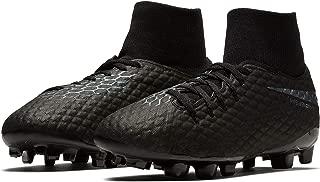 Nike Hypervenom 3 Academy DF FG Junior (Kids) - Black (4.5)