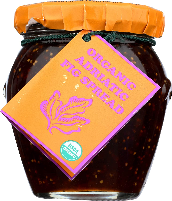 Dalmatia Imports Max 76% OFF Organic Be super welcome Fig Spread Ounce 8.5