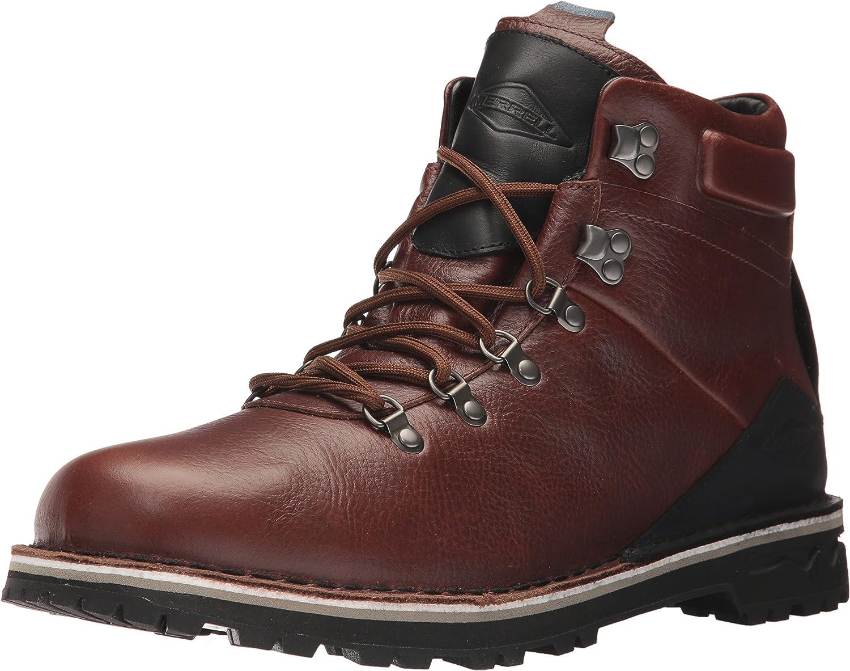 Merrell Men's Sugarbush Valley Waterproof Hiking Boot