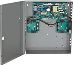 Von Duprin PS900 Series High Inrush Model Class 2 Power Supply, 120/240 VAC, 50/60 Hz Universal Input, Fire Alarm Interface Board, 4 Relay Output Board, 4 Amp DC at 12/24 VDC Output