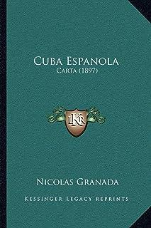 Cuba Espanola: Carta (1897)