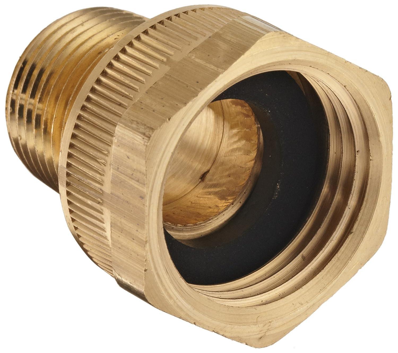 Dixon 500QCM 3//4 GH Quick Connect Male Plug Brass Male Plug x Male GHT