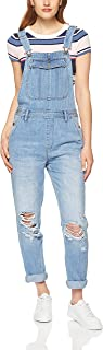 Lee Women's Long Overall Jeans