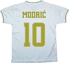 Amazon.es: camiseta real madrid modric