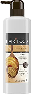 Hair Food Gluten Free Quench Shampoo Infused with Peach & Honey Fragrance, 17.9 fl oz