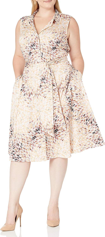 NIC+ZOE Women's Morning Burst Shirt Dress