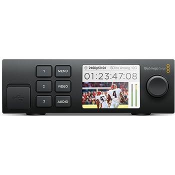 Amazon Com Blackmagic Design Atem Mini Hdmi Live Switcher Home Audio Theater