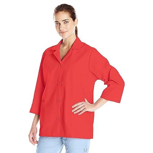 Red Kap Womens 3/4 Sleeve Smock