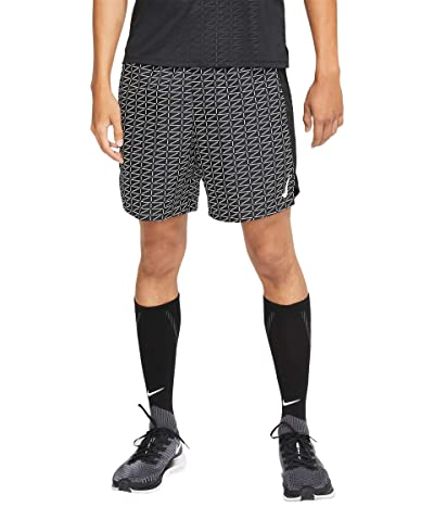 Nike Run Division Challenger FL 7 BF (Black/White) Men
