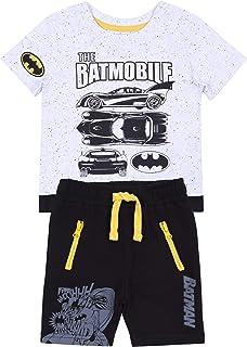 Batman -:- DC COMICS T-Shirt + Short 24-36 m 98 cm