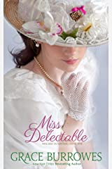 Miss Delectable (Mischief in Mayfair Book 1) Kindle Edition