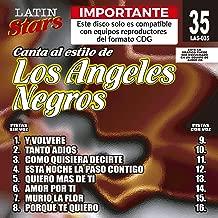 Angeles Negros 1 - Latin Stars