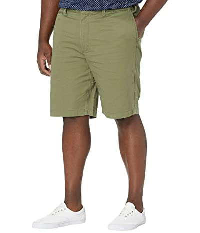 Polo Ralph Lauren Big & Tall Big Tall Classic Fit Chino Shorts (Army Olive) Men