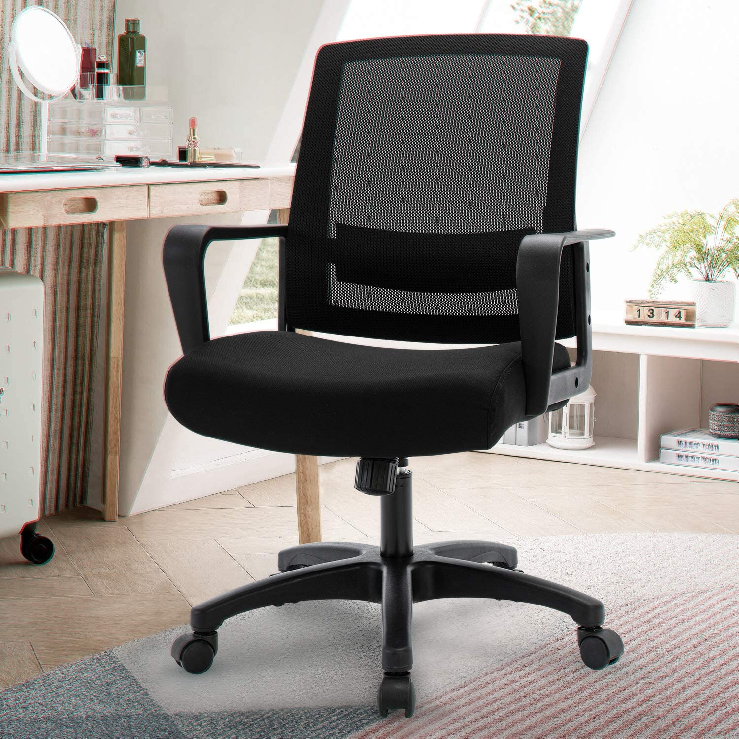 Mesh Home Office Chair Tampa Mall Ergonomic A Back Desk Mid San Diego Mall Computer
