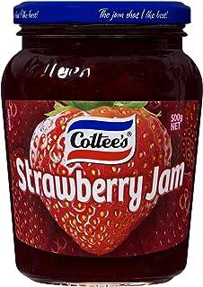 Cottee's Strawberry Jam, 500g