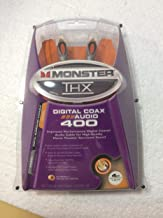 Monster Digital Coax Cable THX 400 4 Ft