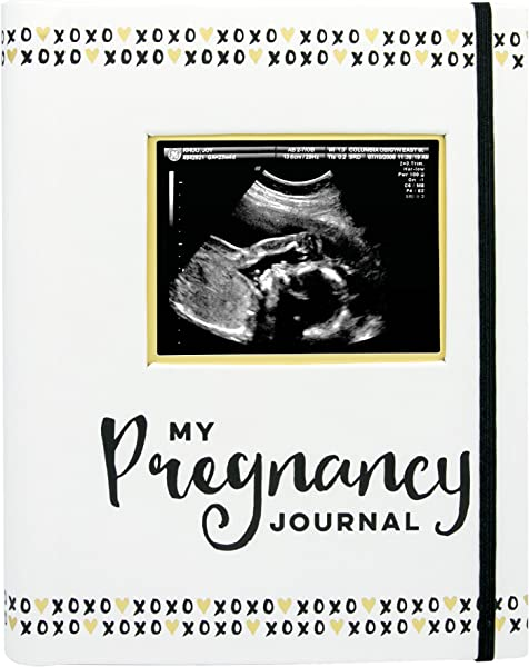 Pearhead My Pregnancy Journal Pregnancy Book Capture Every Precious Moment Of Your Pregnancy Gift For New Mom