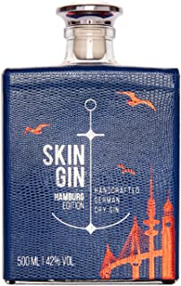Skin Gin - Hamburg Edition Blue 1 x 0,5 l