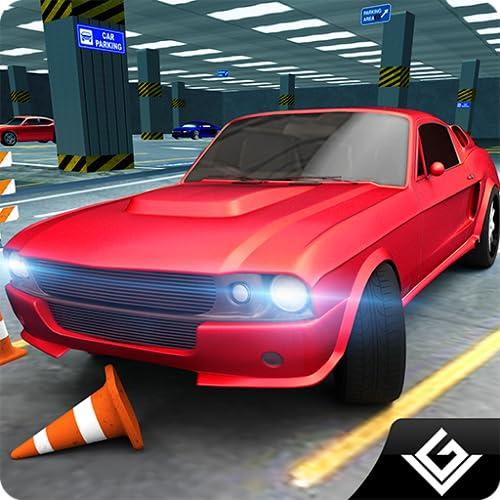Extreme Car Driving Simulator Adventure Game: Supermarket Car Parking Mania Rush  3D Free For Kids 2018
