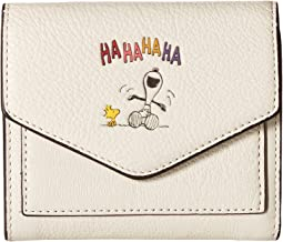 COACH - Box Program Snoopy Small Wallet