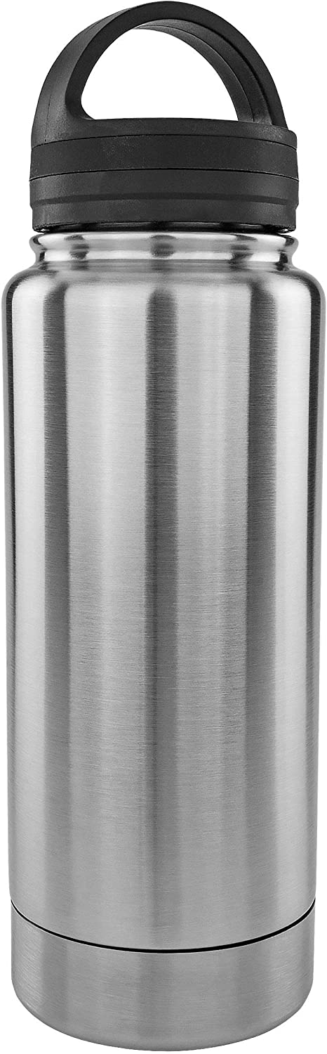 Stainless Steel Drinking Tumbler Bottle and Stash Fees Spring new work one after another free Safe Diversion