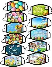 TEGT 5 stuks herbruikbare mondmaskers voor volwassenen, gezichtsbescherming, neusbescherming, zijde, ademend, antibacterie...