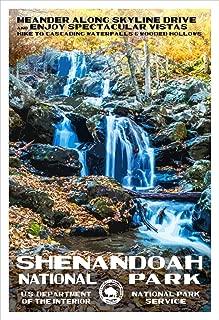 Shenandoah National Park Poster - Original Artwork - 13