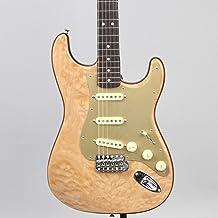 Fender Rarities American Original '60s QMT Stratocaster Electric Guitar, 21 Frets, Rosewood Neck & Fingerboard, Natural