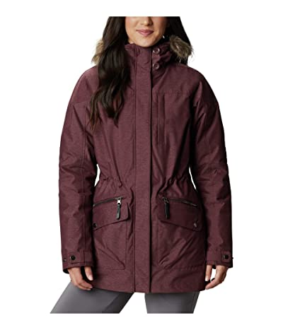 Columbia Carson Pass IC Jacket (Seminole/Black/Shark) Women
