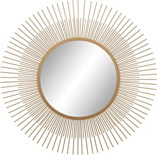 Best mid century modern round mirror Reviews