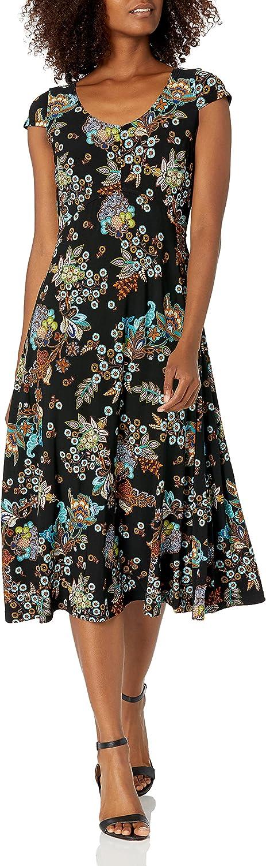 Tommy Hilfiger Women's Jersey Midi Dress