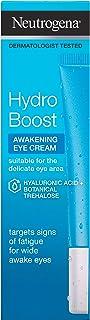 Neutrogena Hydro Boost Eye Awakening Gel-Cream, 15ml
