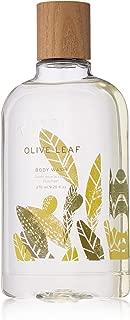 Thymes - Olive Leaf Body Wash - Hydrating Shower Gel with Natural Olive Oil - 9.25 oz