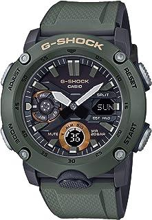 [カシオ] 腕時計 ジーショック カーボンコアガード構造 GA-2000-3AJF メンズ グリーン