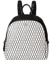 MCM - Polke Rombi Mini Backpack