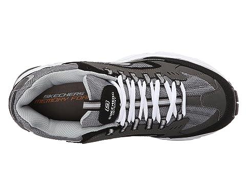 Cutback Black Charcoal SKECHERS Stamina BlackNavy 8w41xxpqH