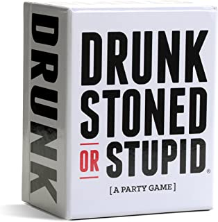 DRUNK STONED OR STUPID [A Party Game] by DRUNK STONED OR STUPID