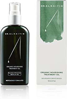DR. ALKAITIS Organic Nourishing Treatment Oil, 4 fl. oz.