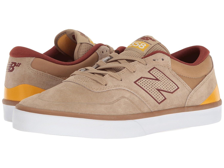 (ニューバランス) New Balance メンズスニーカー?カジュアルシューズ?靴?スケート NM358 Tan/Maize 12 (30cm) D - Medium