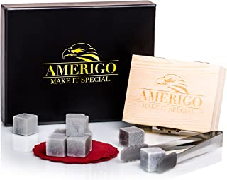 Best marble whiskey stones Reviews