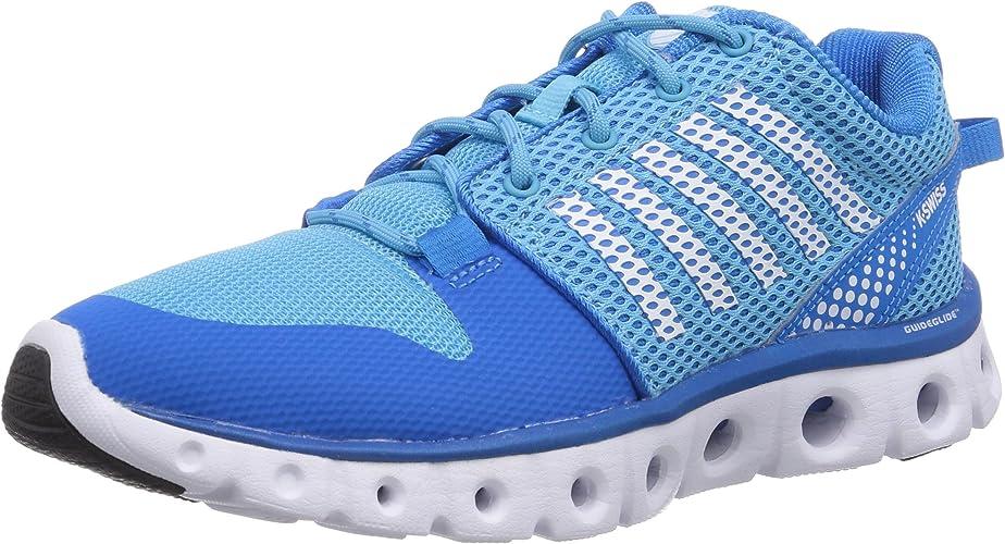 K-Swiss Perforhommece KS Fw X Lite-bleu Aster Bachelor Button-m, Chaussures de Fitness Femme