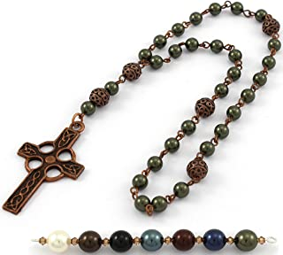 episcopal rosary beads