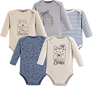 1f087b1a3717 Beige Baby Girls' Bodysuits | Amazon.com
