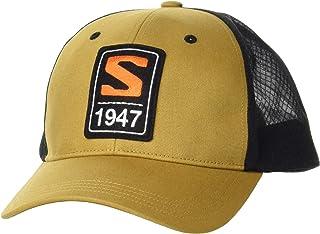 [サロモン] アウトドア キャップ TRUCKER CURVED CAP (トラッカー カーブド キャップ)